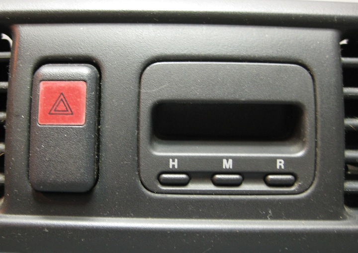 Honda CRV clock dead does not work, needs repair